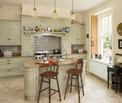 Kitchens With Green Cabinets by Farmhouse Kitchen Lighting Ideas Kitchen Traditional With Rounded