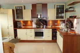 wandverkleidung k che nolte küche in l form inkl siemens und neff sowie wandverkleidung