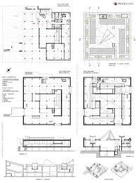 national museum of western art tokyo drawings plans museum