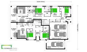 dual living floor plans stunning dual occupancy home designs sydney ideas home decorating
