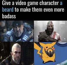 Make A Video Meme - dopl3r com memes give a video game character a beard to make