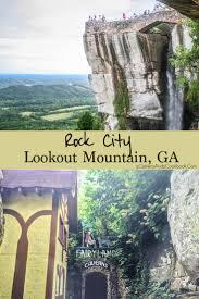 rock city lookout mountain ga a camera and a cookbook