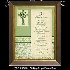wedding blessing wedding blessing plaque framed