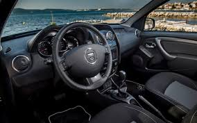 New Duster Interior Kick Out The Jams U2013 New Dacia Duster Is Chariot Of Choice For The