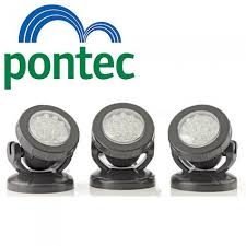 Submersible Pond Lights Pontec Pond U0026 Garden Submersible Led Lighting Uk
