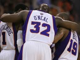Shaq Bench Shaquille O U0027neal Stories Top His Suns Play In Phoenix