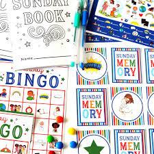 printable thanksgiving bingo sunday activity printable kit new in shop teepee