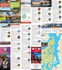 Seattle Tacoma Airport Map Welcome To The Kitsap Peninsula Washington Visit Kitsap Peninsula