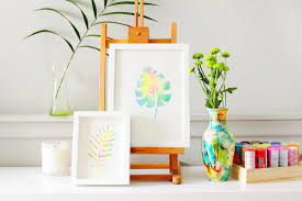 14 fresh tropical leaf diy projects for a touch of summer home