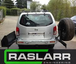 nissan pathfinder rear bumper nissan pathfinder raslarr rear bar custom only please email for deta