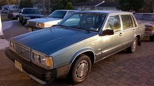 lexus taxi brooklyn 1986 volvo 740 gle 4 door blue sedan 4 door automatic 2 3 4cyl