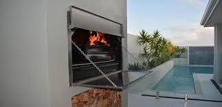 Patio Braai Designs 5 Patio Heat Sources For Winter Great Aussie Patios Perth