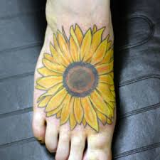 sunflower tattoos ideas u0026 designs 2 tattoo chief