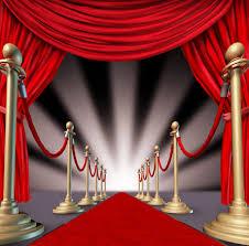 wedding entrance backdrop 10x10ft spot lights stage curtain carpet entrance wedding rail