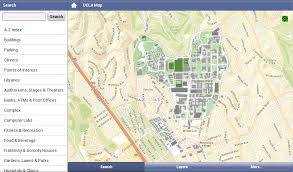 map of ucla ucla cus map android apps on play