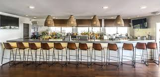 restaurant kitchen furniture bay kitchen bar the htons best sea to table cuisine