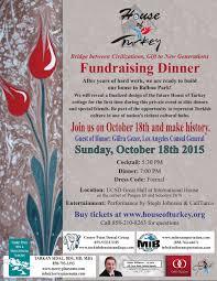 fundraising dinner october 18 2015 u2013 house of turkey u2013 turkiye