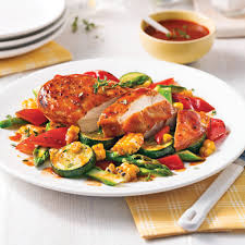 cuisine en papillote poulet barbecue et légumes en papillote recettes cuisine et