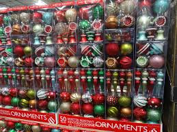 shatter resistant ornaments 50 set