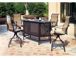 Bistro Set Bar Height Outdoor by Bar Bjo Stunning Bar Set Furniture For The Home Amazon Com