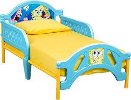 Toddler Bed Frame Target Amazon Com Nickelodeon Sponge Bob Toddler Bed Toys U0026 Games