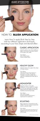 how to apply blush step by step tutorial 4 4 amaziong face makeup