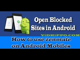 zenmate for android how to use zenmate on android urdu tutorial