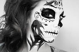 sugar skull paint tutorial for paint