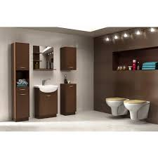 Bathroom Furniture Set Furniture Nancy Bathroom Set Oak Matte