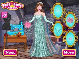 disney princess dress design games