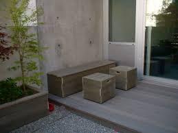Trex Benches Sculpt Gardens Design Build Loft Lounge