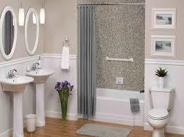 wall decorating ideas for bathrooms alluring bathroom wall ideas 18 diy tile princearmand