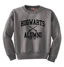hogwarts alumni t shirt hogwarts alumni sweatshirt senseofcustom