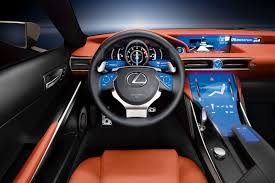lexus lf lc blue concept 2012 lexus lf cc concept pictures and details video autotribute