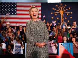 could hillary clinton challenge the us election results over