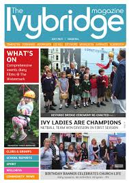 township of union and vauxhall community association hosts first the ivybridge magazine july 2015 by the ivybridge magazine issuu