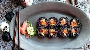 castellon u0027s kitchen midnight sushi with wasabi skulls