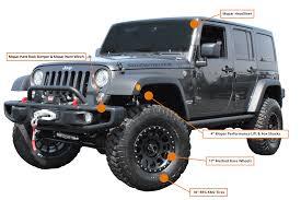 mopar jeep wrangler jeep wrangler side winder edition hb off road performance