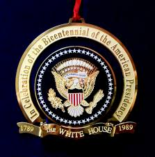 capitol shopping mall white house ornament presidential