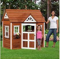 Wooden Backyard Playhouse Wooden Backyard Playhouse 2 Little Supeheroes2 Little Supeheroes