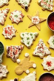 gluten free sugar cookies minimalist baker recipes