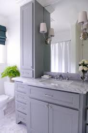 Bathroom Sconce Height Gray Bathroom Vanity Cottage Bathroom Southern Living