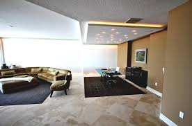 spacious living room interior designs contemporary living room style feature white rug
