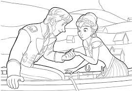 free frozen coloring frozen coloring book