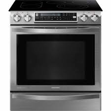 Kitchen Collection Outlet Samsung Ne58h9950ws 5 8 Cu Ft Slide In Electric Chef