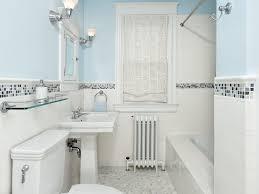 bathroom craftsman walk in shower freestanding tub white walls