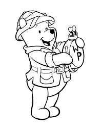coloring page winnie the pooh coloring pages 83
