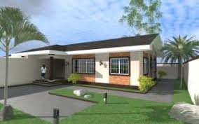 Ghana House Plans Ohenewaa House Enchanting Two Bedroom Semi Detached House Plan Images Best