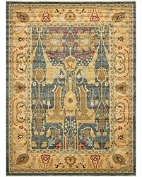 12 By 16 Area Rugs Find The Best Deals On Unique Loom Serapi Collection Navy Blue 12