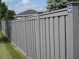 composite fence photos